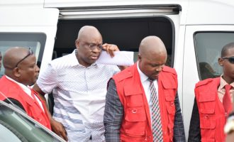 Banker to court: We spent 10 days counting Fayose's N1.2bn