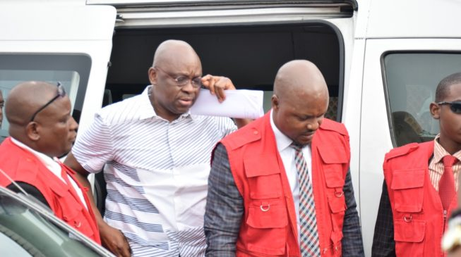 Witness: How three aircraft were used to move N1.2bn to Ekiti for Fayose