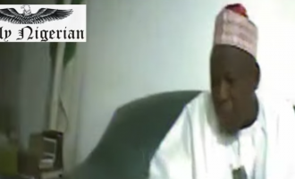 Controversy over video of Ganduje 'collecting dollars' from contractors