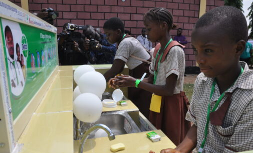 Washing hands with soap 'more effective than any vaccine'