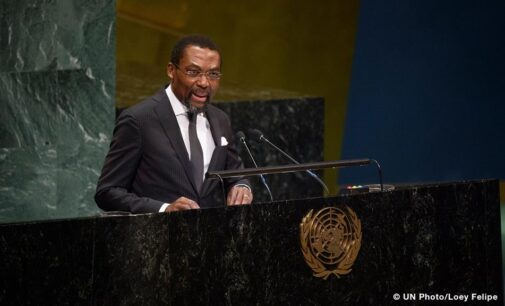 ICC president says Buhari is one of the most respected African statesmen
