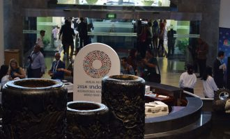 Earthquake vibrations hit Bali, venue of IMF/WBG meetings
