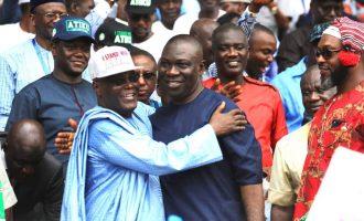 Ekweremadu says Atiku is Nigeria's next president