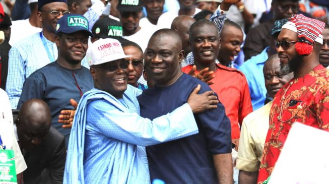 Ekweremadu says Atiku is Nigeria's next president