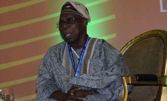 Obasanjo: Buhari's hand too weak to sign African free trade agreement