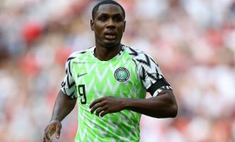 Ighalo, Iwobi are early birds in Eagles' camp for Egypt clash