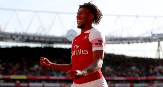 Eagles in Europe: Iwobi lifts Arsenal, Troost-Ekong goes down with Udinese