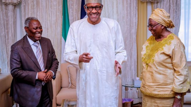 Buhari: We have challenges but God didn't make a mistake with Nigeria