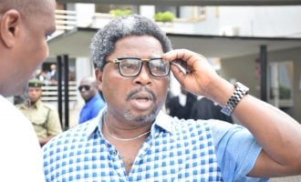 Lere Olayinka: Fayose has thrown a challenge… Buhari's men should follow suit
