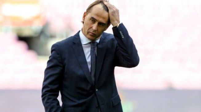 Real Madrid sack Lopetegui as Solaris takes over