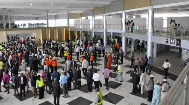 Passengers stranded as aviation unions shut down Lagos airport