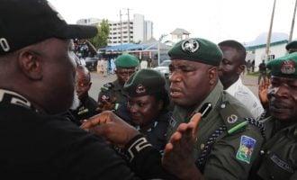 Police invite Saraki, Melaye over protest on Osun poll