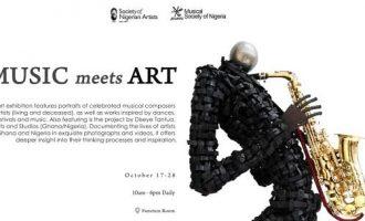 Nigerian artists partner MUSON for 'Music meets Arts'
