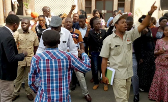 NHIS ES remains suspended, workers reply SGF