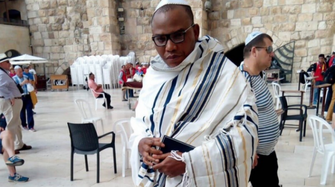 Image result for If I go to court, Nigeria won't be the same again, says Nnamdi Kanu