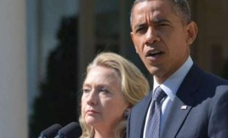 US secret service intercepts 'explosive packages' sent to Obama, Clinton