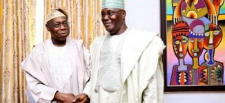 Atiku, Obasanjo and Buhari