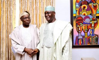 Atiku's son-in-law gave me $140,000 for Obasanjo before elections, says witness