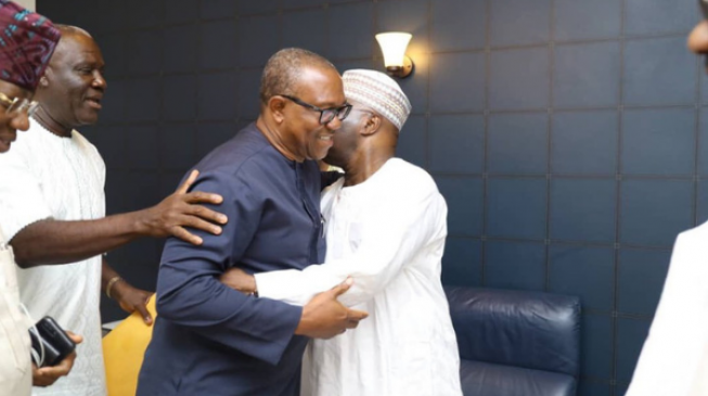 Sources: Atiku picks Peter Obi as running mate