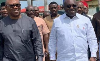 Peter Obi is a gift from Ndigbo to Nigeria, says Abia gov