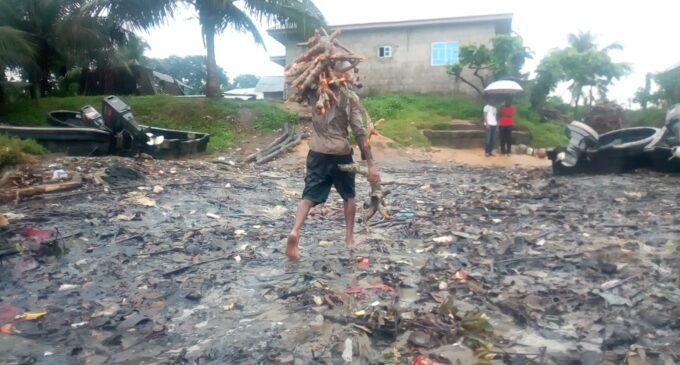 Inside Ogoni village where oil spill wipes off '10 persons every week'