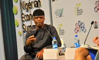 Osinbajo: When I want to sack someone corrupt, religious leaders call me not to