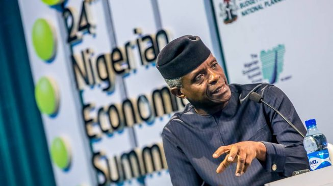 Osinbajo: I've gone to supreme court 12 times to fight for restructuring
