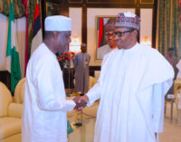 Buhari: Recharging Lake Chad is the best investment Europe, America can make in Africa