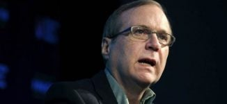Paul Allen, Microsoft co-founder, dies of cancer