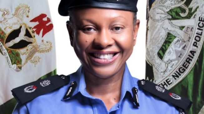 CLOSE-UP: Crime fighter, peacemaker — meet the most senior female police officer in Nigeria