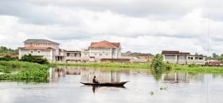 PHOTOS: Flood ravages Jonathan's village