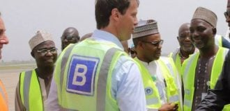 Julius Berger Nigeria appoints new MD as Goetsch bows out