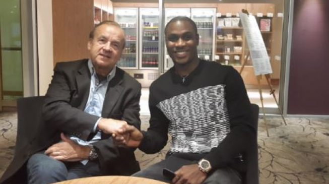 Ighalo's hat-trick a perfect response to his critics, says Rohr