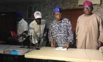 Lagos APC shuns NWC, declares Sanwo-Olu winner of guber primary