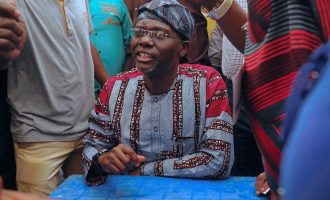 Sanwo-Olu to Tinubu: Your fatherly role can't be taken for granted