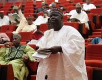 Senators divided over Buhari's appointments into defence, security councils