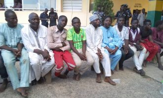400 Shi'ites arrested in Abuja