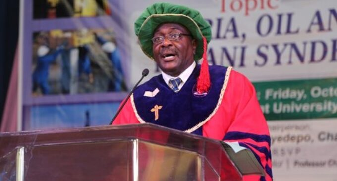 Allegations against VC split academic staff at FUOYE