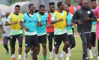 Shehu on Libya game: We did it against Cameroon, we can do it again