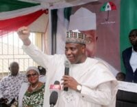 Tambuwal elected chairman of PDP Governors' Forum