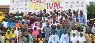 2,034 sets of twins take part in Oyo Twins Festival
