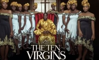 TRAILER: Blessing Egbe's new film is inspired by biblical '10 virgins'