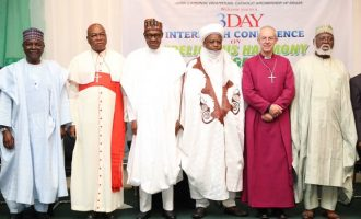 Nigeria visit: Archbishop of Canterbury 'strictly neutral' on 2019 elections