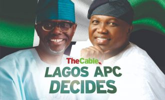 How it happened: Ambode and Sanwo-Olu in one-sided battle for Lagos APC ticket