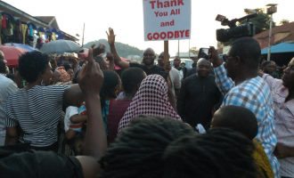 Fayose heads to Abuja for showdown with EFCC