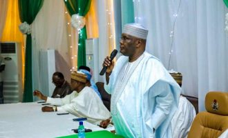 Atiku says Buhari is tired