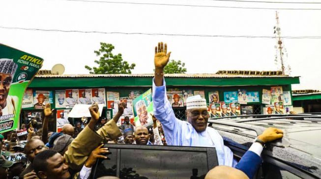 Buhari and his handlers 'boosting Atiku's chances' in the election
