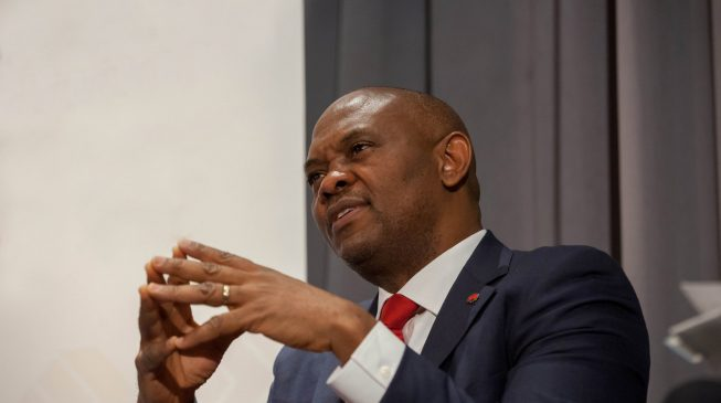 Why African youths leave for other countries - Elumelu