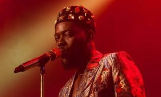 Adekunle Gold to perform for three straight nights at Terra Kulture