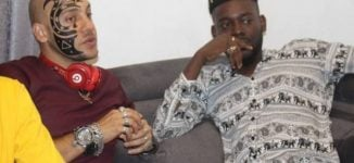 PHOTOS: Adekunle Gold, DJ Sose join Mr Eazi for 'Empawa' launch